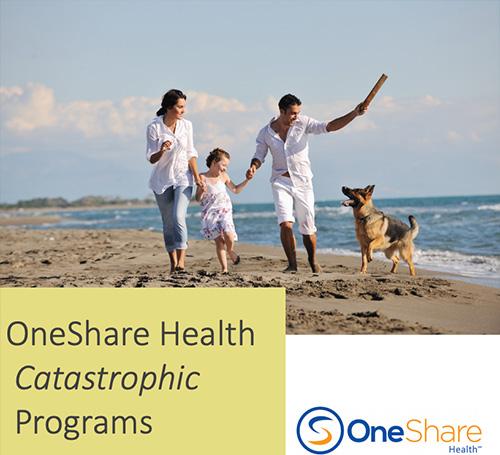 OneShare Health Catastrophic Programs