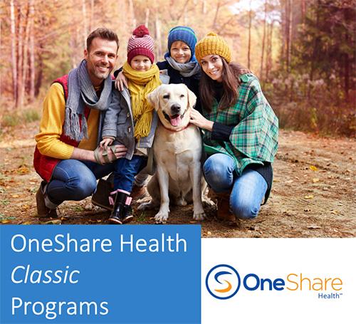 OneShare Health Classic Programs